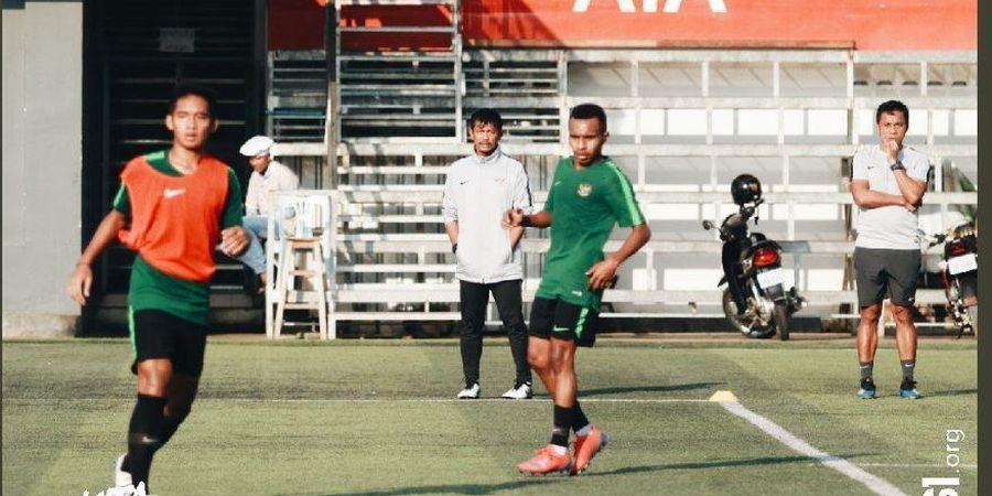 Dua Pekerjaan Rumah Timnas Indonesia pada Piala AFF U-22 2019