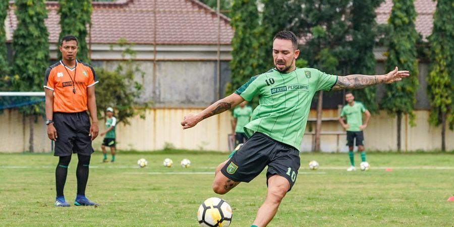 Pelatih Persebaya Surabaya Puji Kualitas Pemain Asing Asal Bolivia