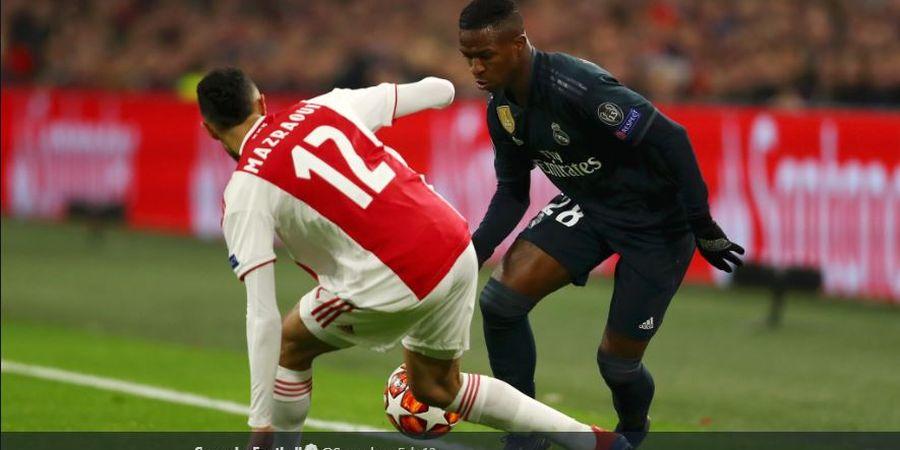 Meski Seret Gol,  Madrid Tetap Andalkan Vinicius saat Lawan Levante