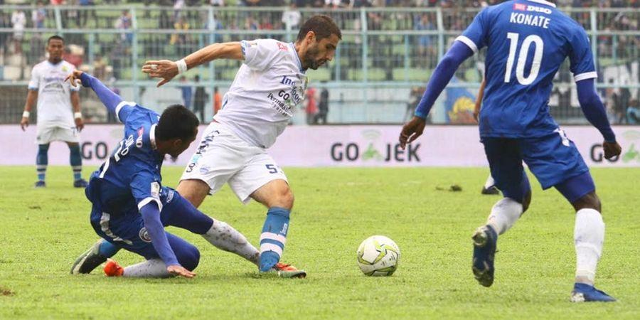 Rekap Transfer Liga 1 - Persib Coret Lopicic, Sang Pemegang Rekor Bakal Comeback