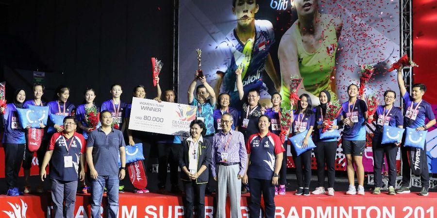 Djarum Superliga 2019 -Mutiara Tak Sangka Menang 3-0 atas Jaya Raya