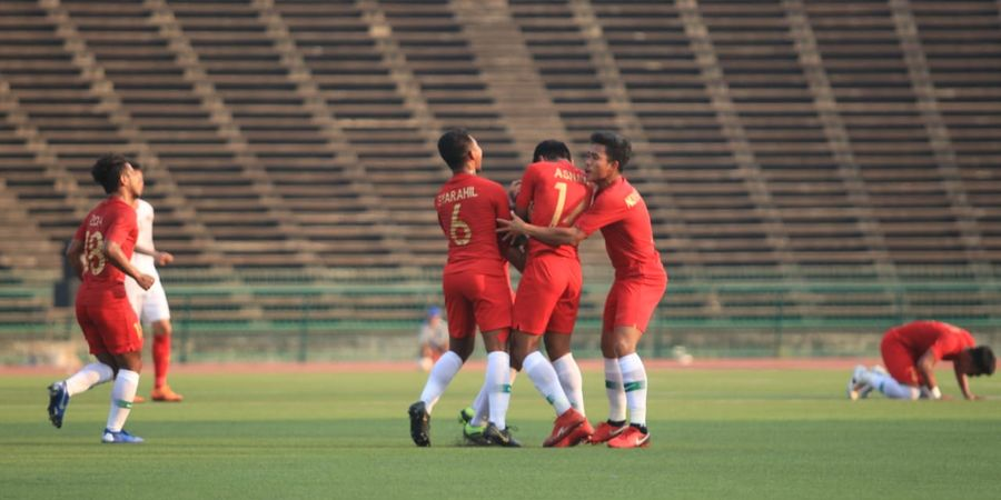 Pelatih Timnas U-22 Vietnam Beri Pernyataan Ini Usai Dikalahkan Timnas U-22 Indonesia