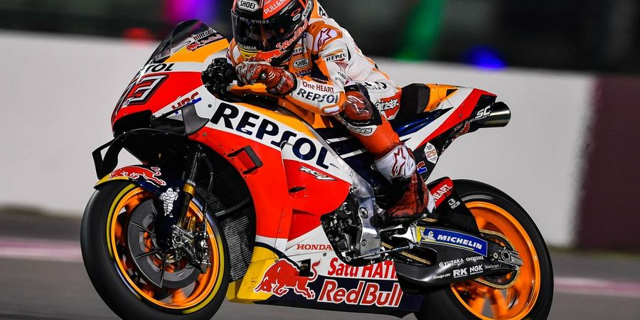 Disebut Lionel Messinya MotoGP, Marc Marquez Ternyata Menolak