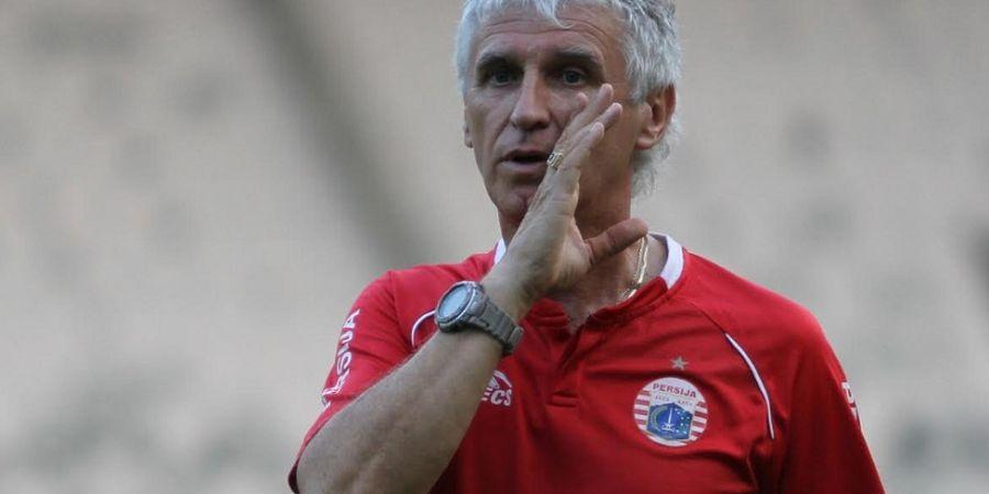 BREAKING NEWS – Ivan Kolev Resmi Mundur dari Kursi Pelatih Persija