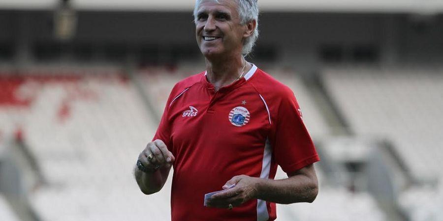 Gagal di Piala AFC 2019, Pelatih Persija Jakarta Minta Maaf pada The Jak Mania