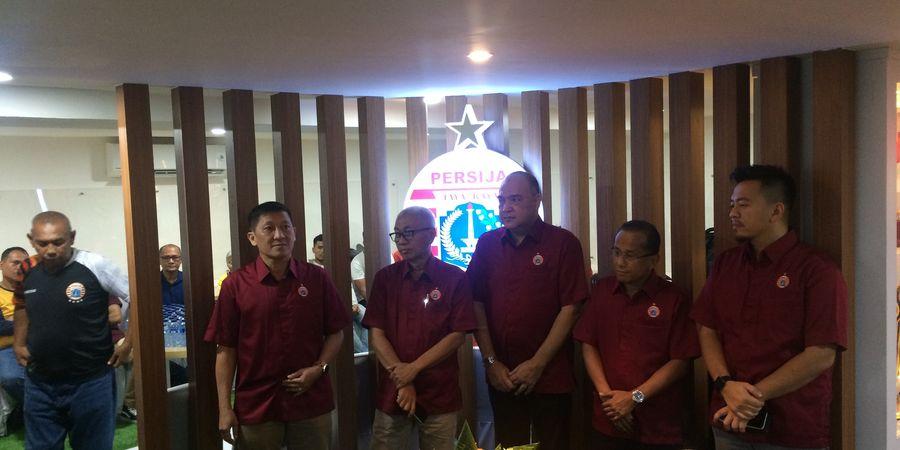 Kantor Baru Persija Jakarta Ngontrak Satu Tahun di Wilayah Kuningan