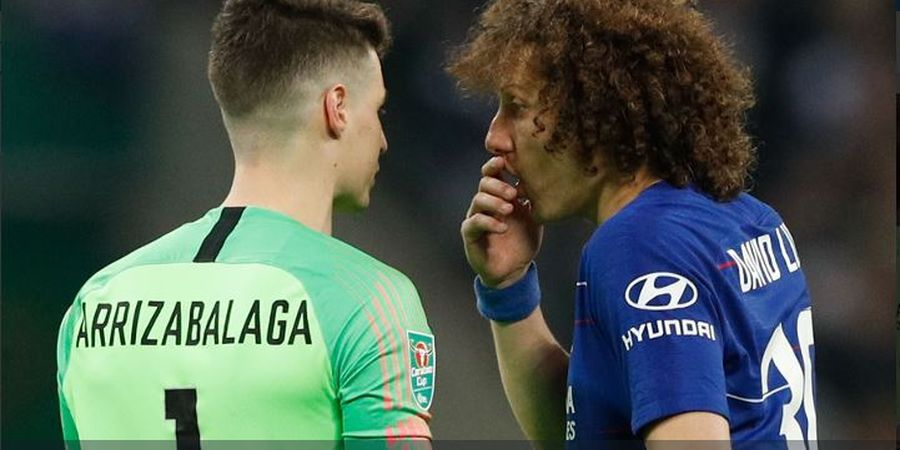 David Luiz Bikin Sensasi, Mogok Latihan Demi Bisa Gabung Arsenal