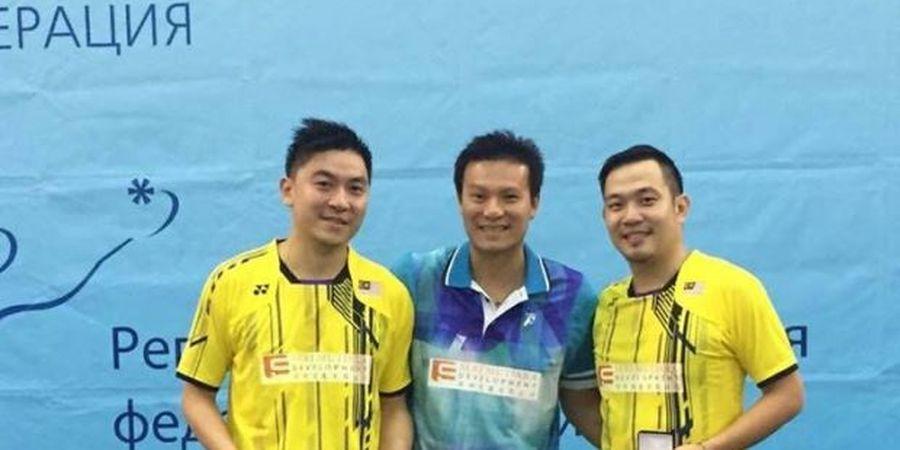 Eks Ganda Putra Malaysia Kenang Rivalitasnya Melawan Markis Kido