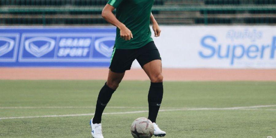 Andy Setyo Sempat Nolak Jadi Kapten Timnas U-23 Indonesia