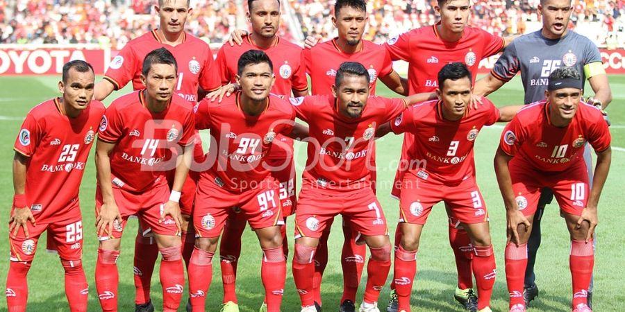 Lelah Bukan Alasan, Persija Tetap Siap Hadapi Borneo FC