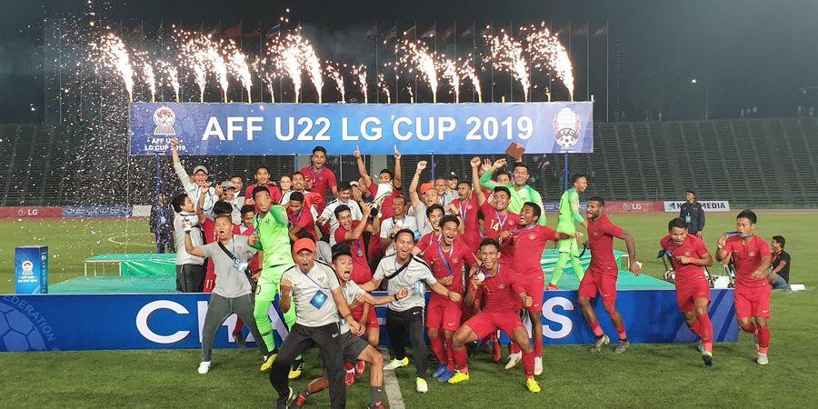 Timnas U-22 Indonesia Jagoan Babak Kedua di Piala AFF U-22 2019