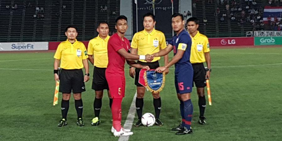 Timnas U-22 Indonesia Dinanti Kejutan dari Thailand di Kualifikasi Piala Asia U-23 2019