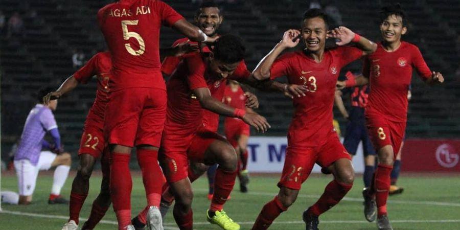 PSSI Masih Tunggu Keputusan Panitia SEA Games 2019 soal Perubahan Pemain Timnas U-22 Indonesia