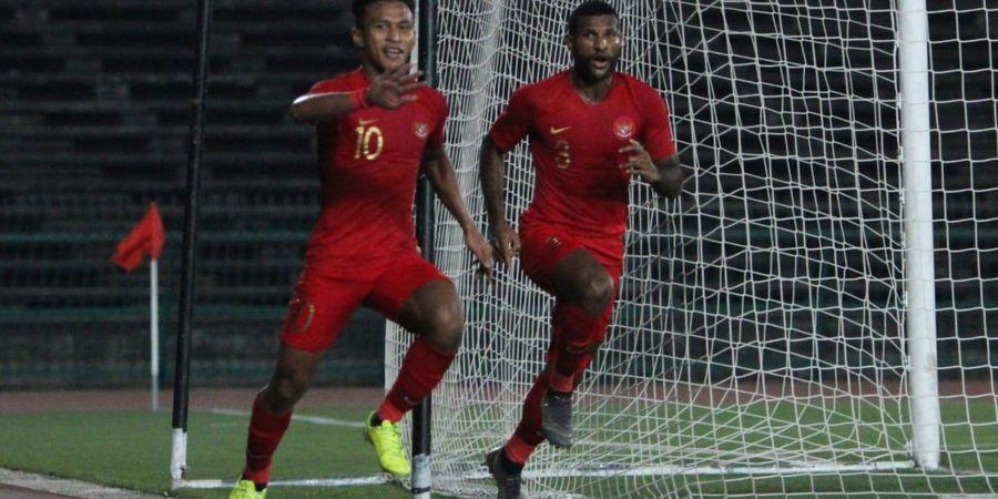 Marinus Wanewar Kembali ke Persipura Jayapura di Liga 1 Musim Depan