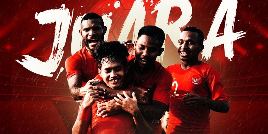 Kans Pemain Naturalisasi di Timnas U-22 Indonesia Menipis karena Aturan SEA Games 2019 Diubah