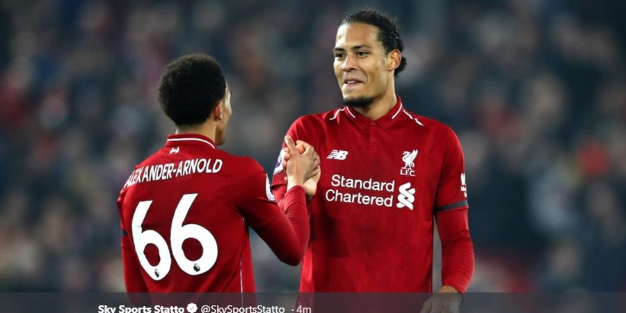 Klasemen Liga Inggris Usai Liverpool Raih Kemenangan Telak Lawan Watford