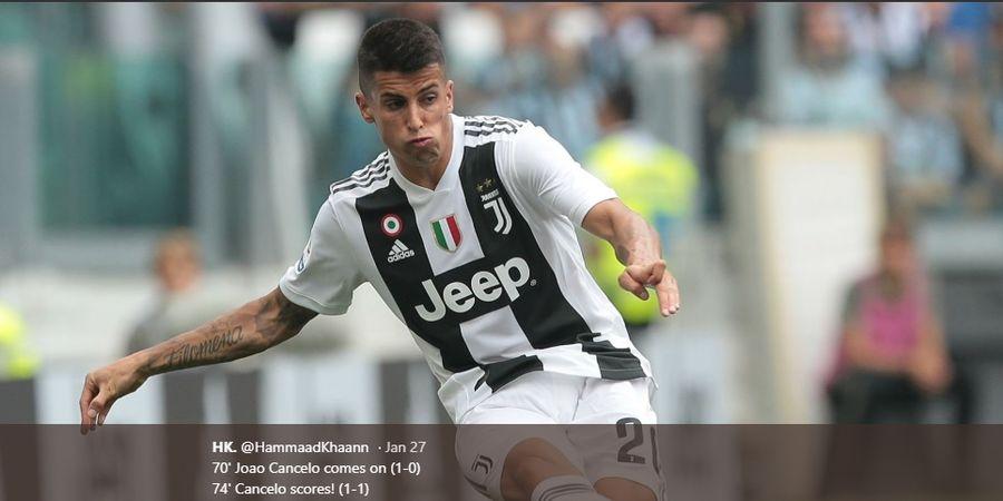 Berita Transfer - Man City Ajukan Tawaran untuk Bek Kanan Juventus