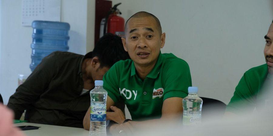 Klub Liga Super Malaysia Pinang Legenda Timnas Indonesia Jadi Pelatih