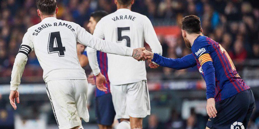 Real Madrid Vs Barcelona - El Real Bawa Satu Misi Suci Santiago Solari