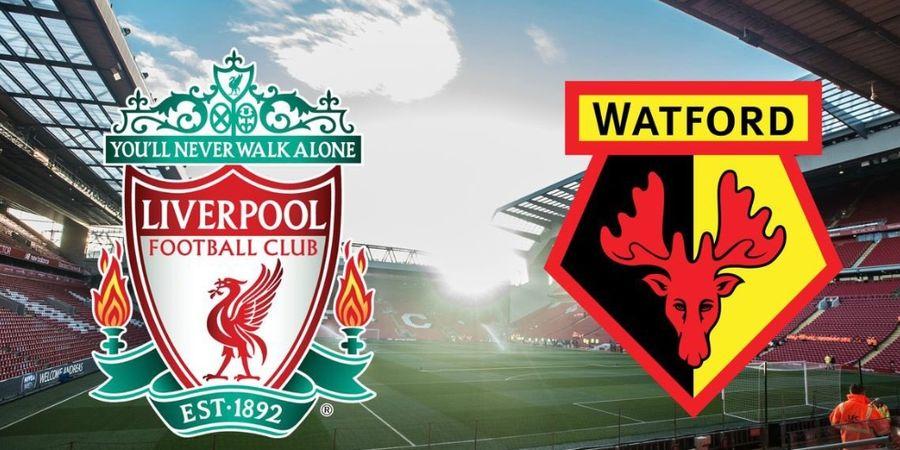Susunan Pemain Liverpool Vs Watford - Tanpa Firmino, Divock Origi Starter