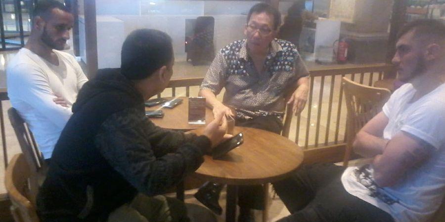 PSS Sleman Masih Andalkan Dua Pemain Asing Kontra Persija Jakarta