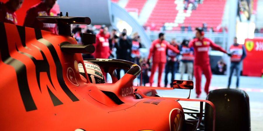 Leclerc Akui Tampil Buruk pada Kualifikasi F1 GP Australia 2019