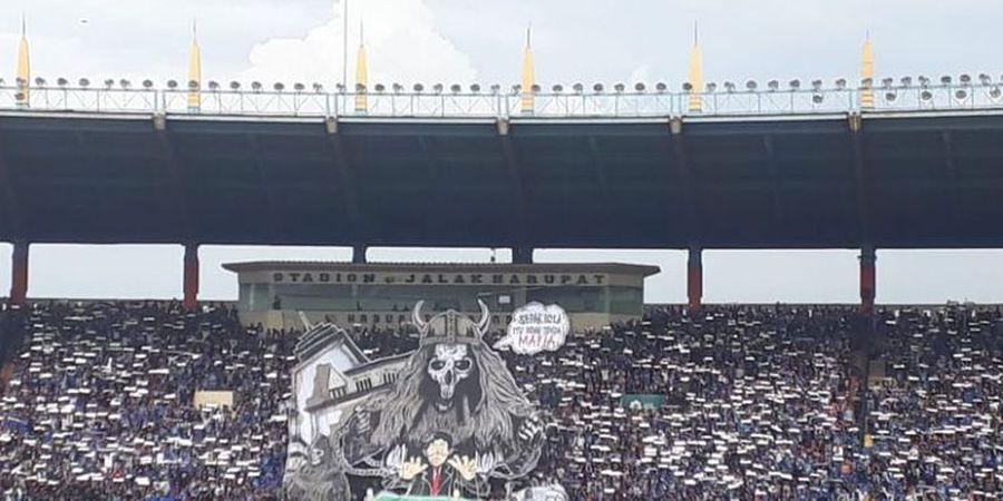 Bobotoh Wajib Tahu, Info Tiket Laga Tunda Persib Vs PS Tira Persikabo