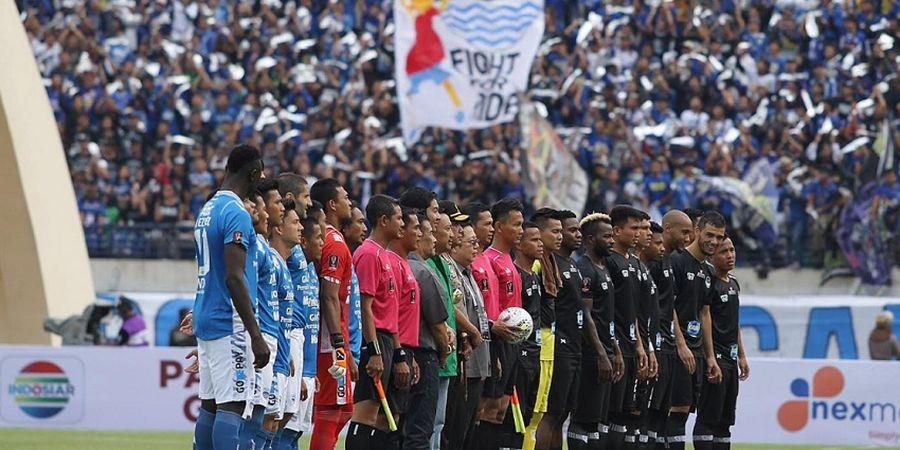 Data Mengejutkan Osas Saha dan Ezechiel N'Douassel Usai Buka Piala Presiden 2019