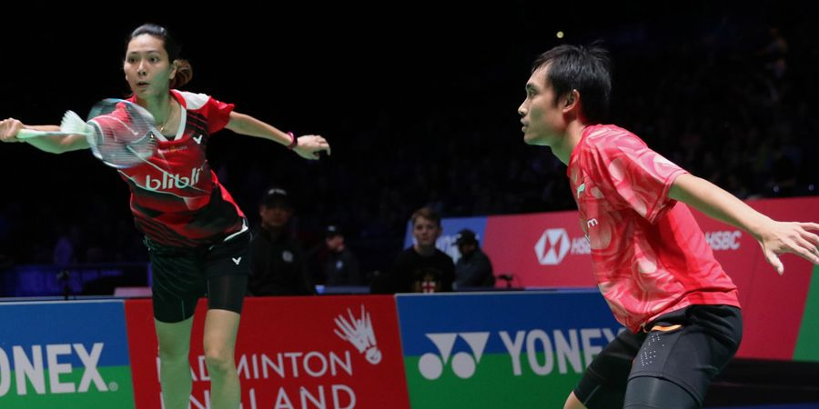 Hasil New Zealand Open 2019 - Hafiz/Gloria Raih Tiket Perempat Final