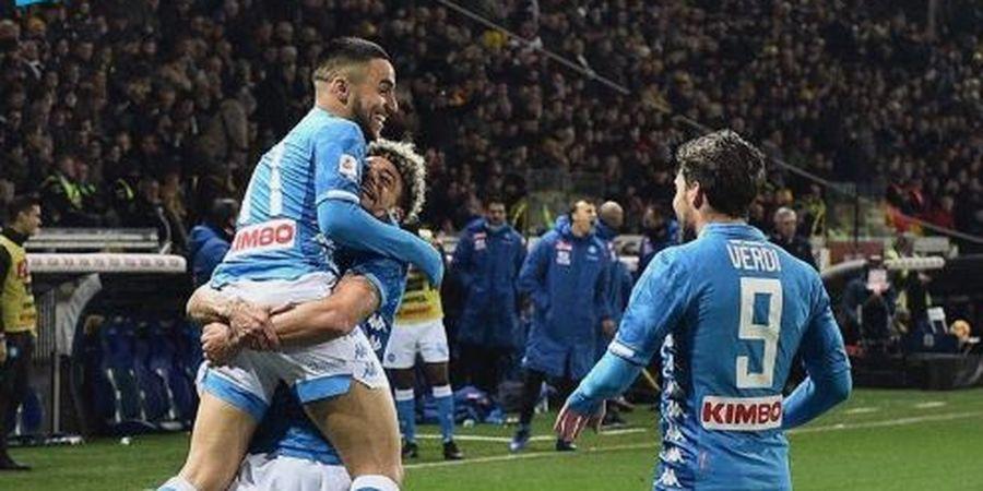 Susunan Pemain Sassuolo Vs Napoli - I Partenopei Rombak Besar-besaran