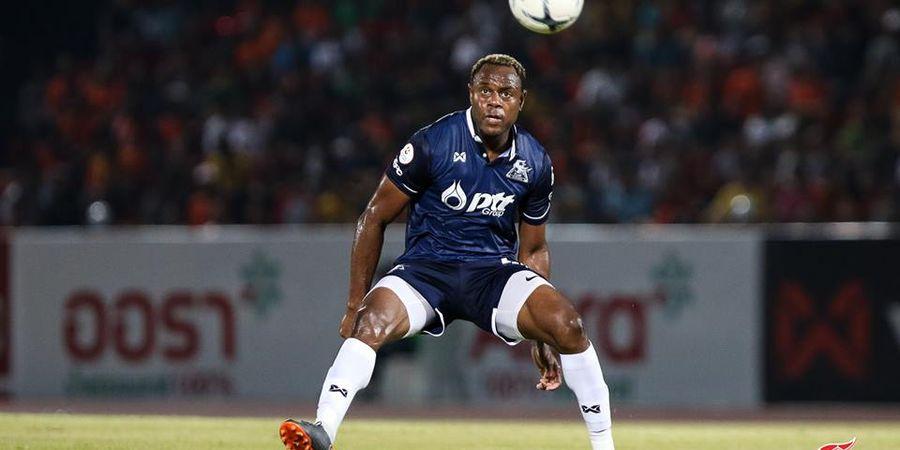 Victor Igbonefo Sebut Persib Bandung Sebagai Tim Terbaik di Indonesia