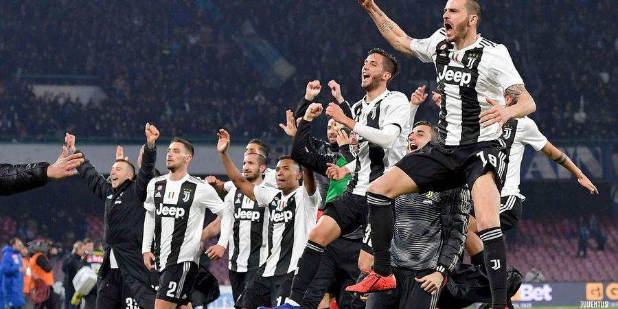 Coret 3 Tim, Fabio Capello Akui Juventus Cuma Punya 2 Saingan di Liga Italia