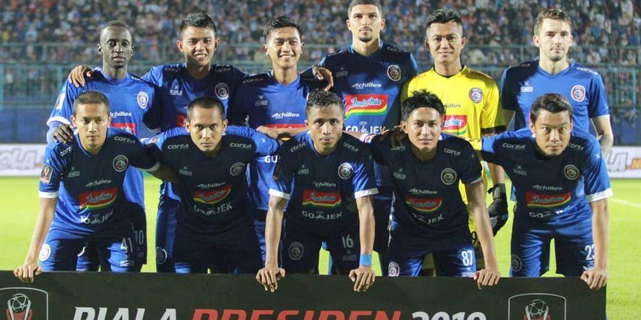 Pertarung Sengit, Arema FC Comeback Saat Hadapi Barito Putera
