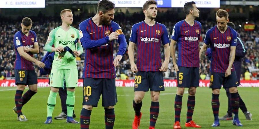 Barcelona Vs Man United - El Barca Diminta Belajar dari Pengalaman