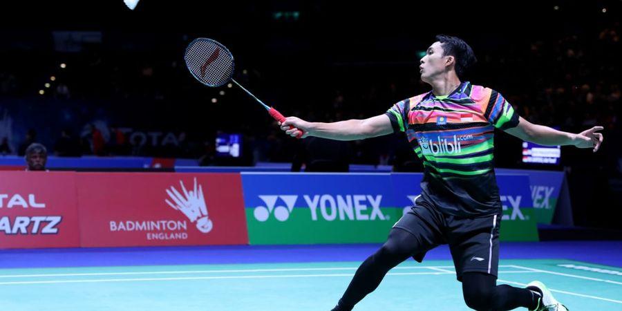 All England Open 2019 - Rekap Hasil, 8 Wakil Indonesia Lewati Babak Pertama