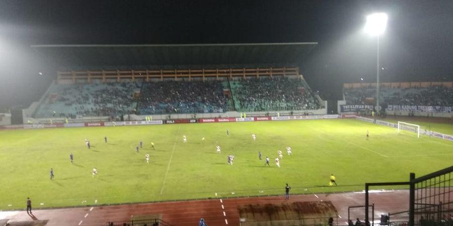 Piala Presiden 2019 - Laga Memanas, Persipura Akhirnya Tundukkan PSIS