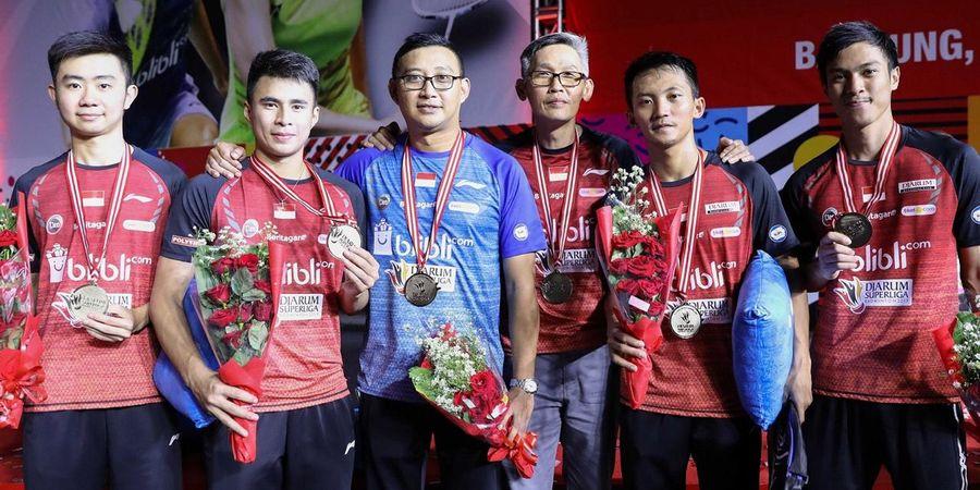 Juarai Djarum Superliga Badminton 2019, Pemain PB Djarum Dapat Bonus