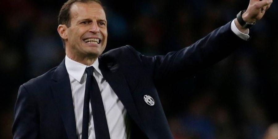 Sinyal Kuat Massimiliano Allegri Akan Tetap Melatih  Juventus