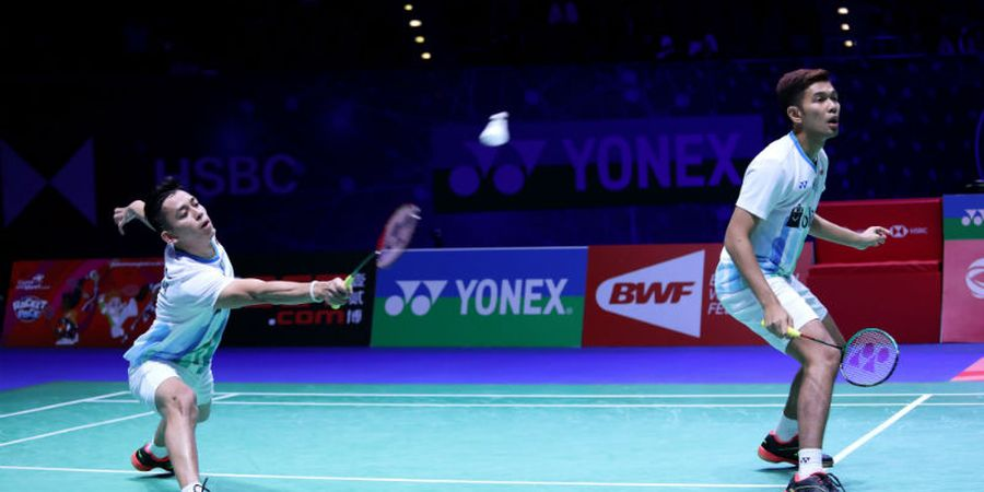 Rekap Final Swiss Open 2019 - China Juara Umum, Fajar/Rian Sumbang 1 Gelar
