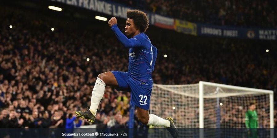 Belum Kapok, Barcelona Kembali Kejar Pemain Tercepat Chelsea
