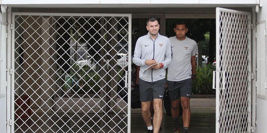 Kesan Simon McMenemy dari Hari Pertama Pemusatan Latihan Timnas Indonesia