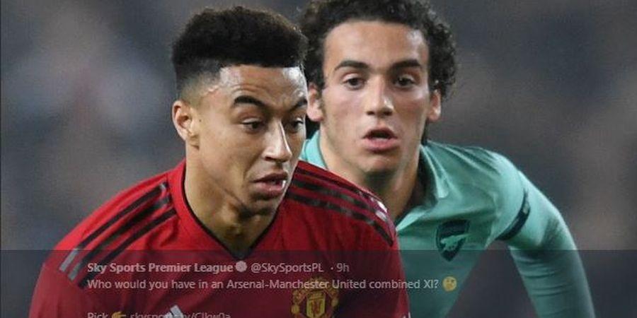 Arsenal Vs Manchester United - Laga Penting tetapi Tidak Menentukan