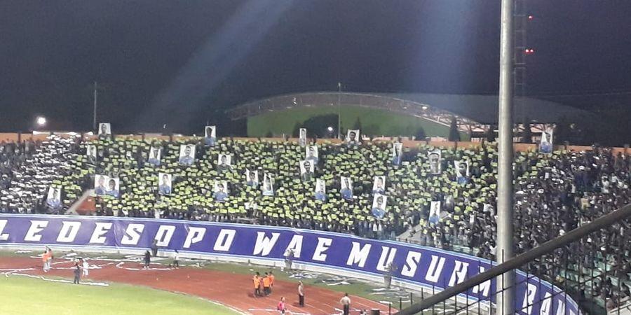 Suporter PSIS Semarang Ikut Menanggung Sanksi Denda dari Komdis PSSI