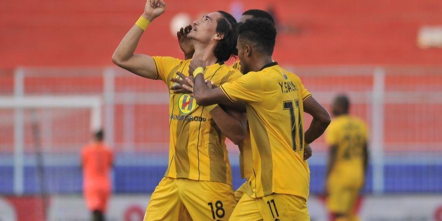 2 Bintang Pergi, Barito Putera Resmi Lepas Pemain Timnas U-23 Indonesia