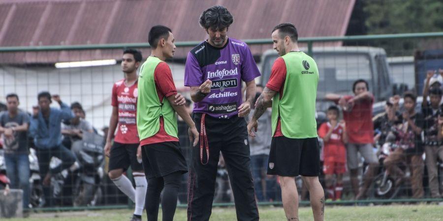 Bali United Jalani Latihan Perdana Selepas Lebaran, Ini Fokus Teco