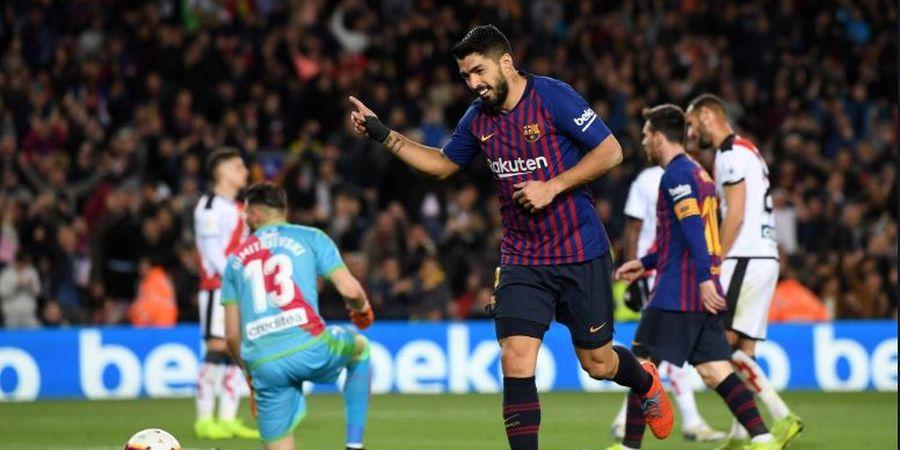 VIDEO - Gol Suarez Jadi Bukti Tiki-taka Barcelona Masih Berbahaya