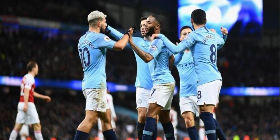 Manchester City, Spesialis Gol 15 Menit Pertama di Setiap Babak