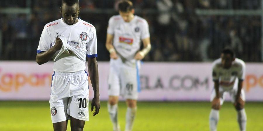 Arema FC Bawa Kekuatan Penuh ke Markas Bhayangkara FC