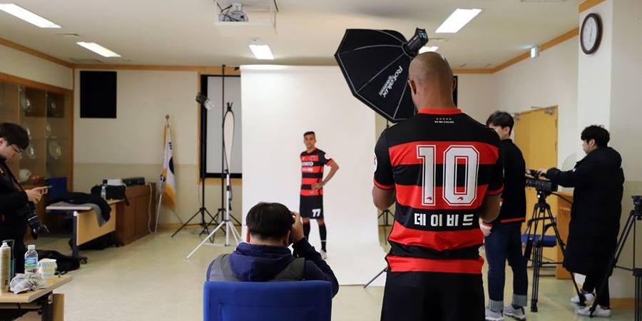 Minim Gol, Bomber Subur Persebaya pada Musim 2018 Didepak Klub Korea