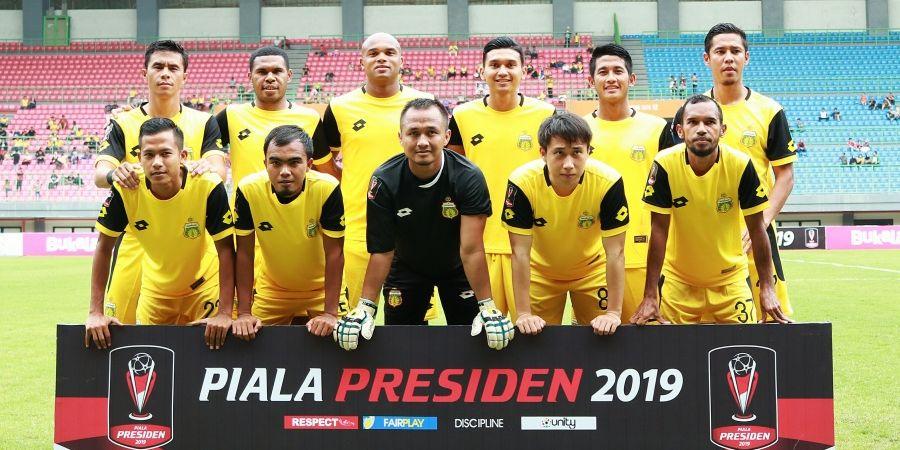 Bhayangkara FC Tanpa 4 Pilar Penting Saat Lawan PSM Makassar